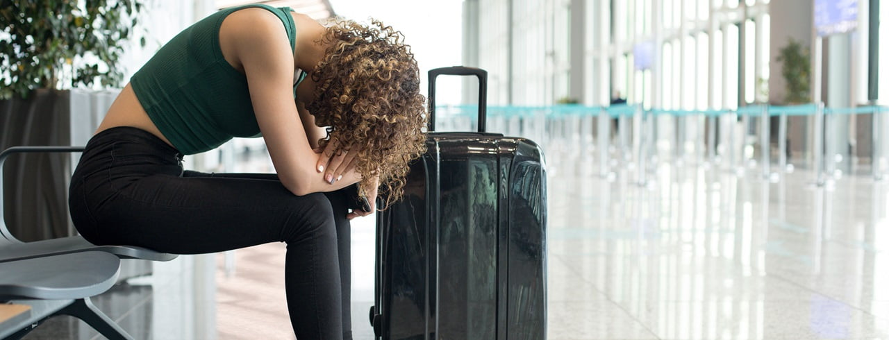 How to avoid travel sickness